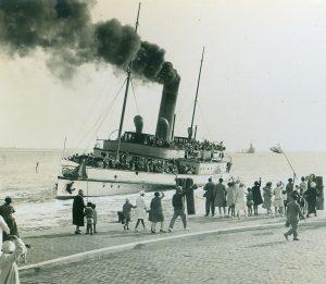 Aufnahme aus den 1920er Jahren